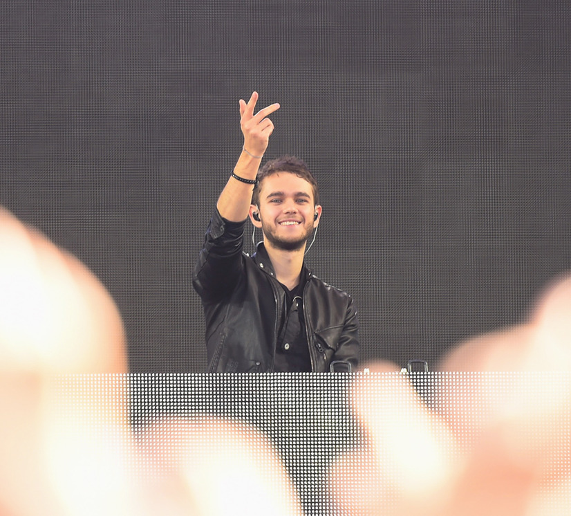 DJ・Zedd/(C) Getty Images