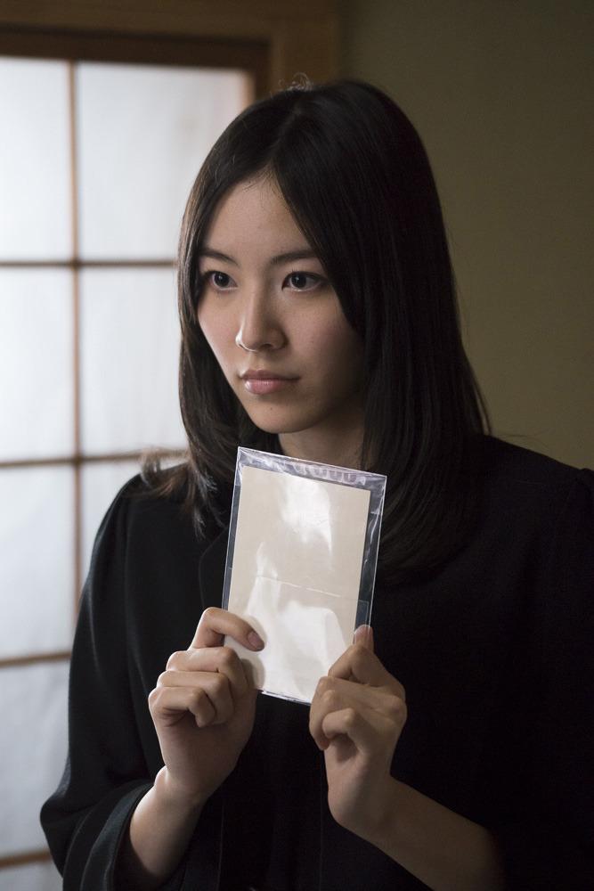 松井珠理奈さんのポートレート