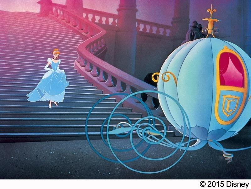 """ディズニー『シンデレラ』すべての始まりはここから…""""12時の鐘""""シーン ..."""