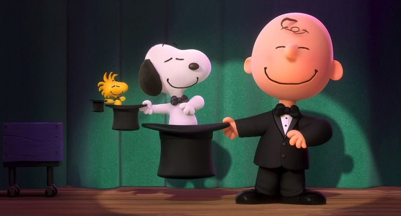 『I LOVE スヌーピー THE PEANUTS MOVIE』スヌーピーお誕生日 (C) 2015 Twentieth Century Fox Film Corporation. All Rights Reserved.(C) 2014 Peanuts Worldwide LLC
