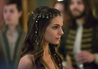 「REIGN/クイーン・メアリー」(C) 2015 Warner Bros. Entertainment Inc. All rights reserved.