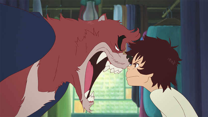 -(C)2015 THE BOY AND THE BEAST FILM PARTNERS