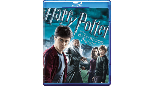 『ハリー・ポッターと謎のプリンス』 HARRY POTTER characters, names and related indicia are trademarks of and (C)Warner Bros. Entertainment Inc. Harry Potter Publishing Rights(C)J.K. Rowling. (C)2009 Warner Bros. Entertainment Inc.  All rights reserved.