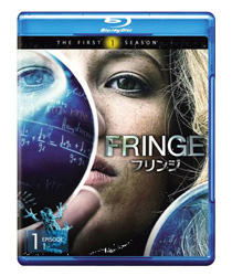 Blu-ray「FRINGE/フリンジ」 -(C) 2009 Warner Bros. Entertainment Inc. All Rights Reserved.
