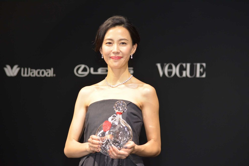 木村佳乃/「VOGUE Women of the Year」授賞式