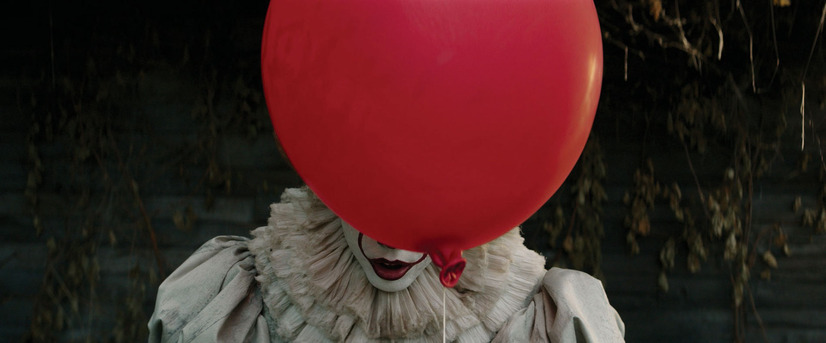 "『IT/イット ""それ""が見えたら、終わり。』(C)2017 WARNER BROS. ENTERTAINMENT INC. AND RATPAC-DUNE ENTERTAINMENT LLC. ALL RIGHTS RESERVED."