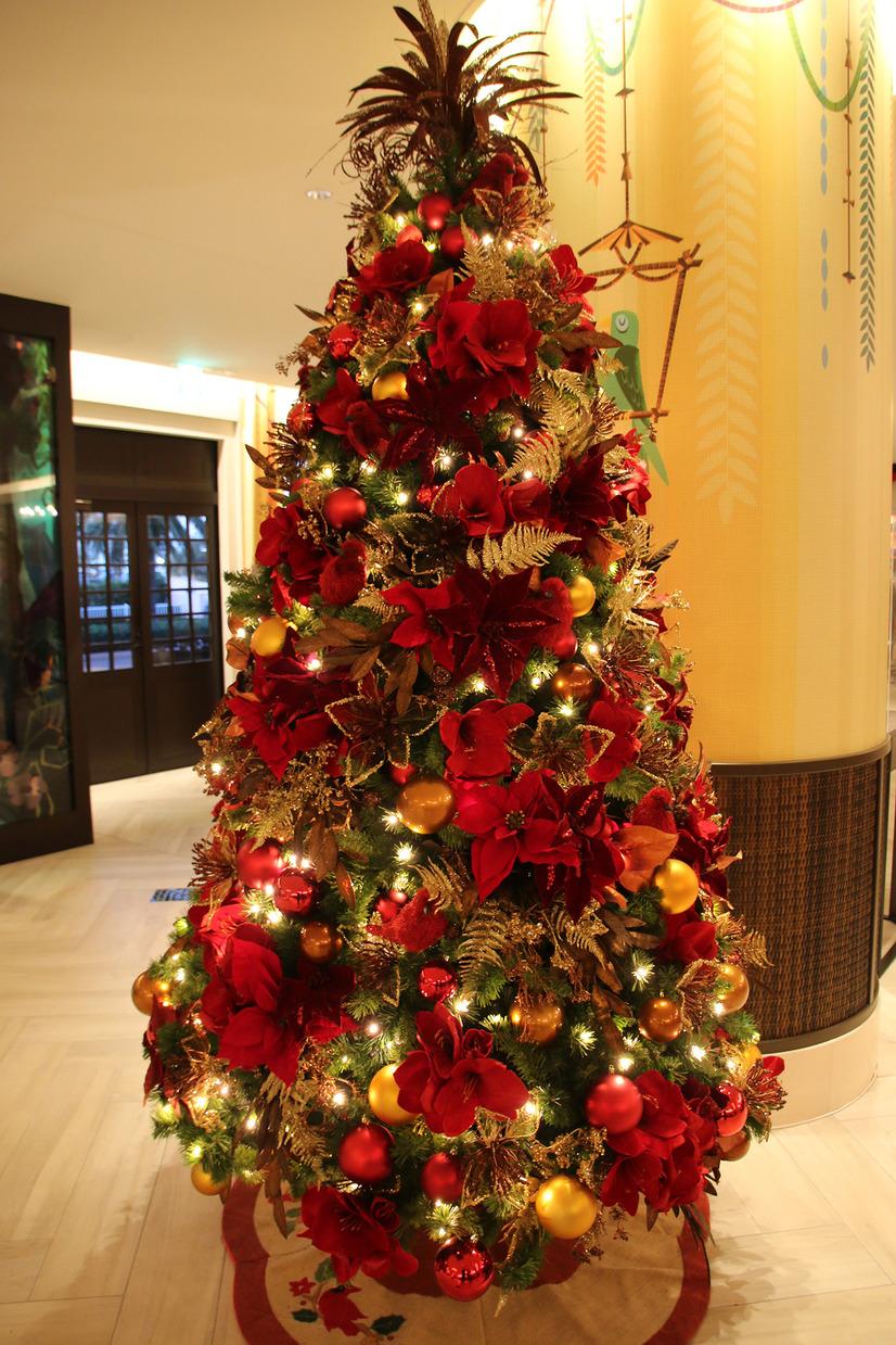 ディズニー】隠れミッキーもある!? セレブレーションホテルのクリスマス