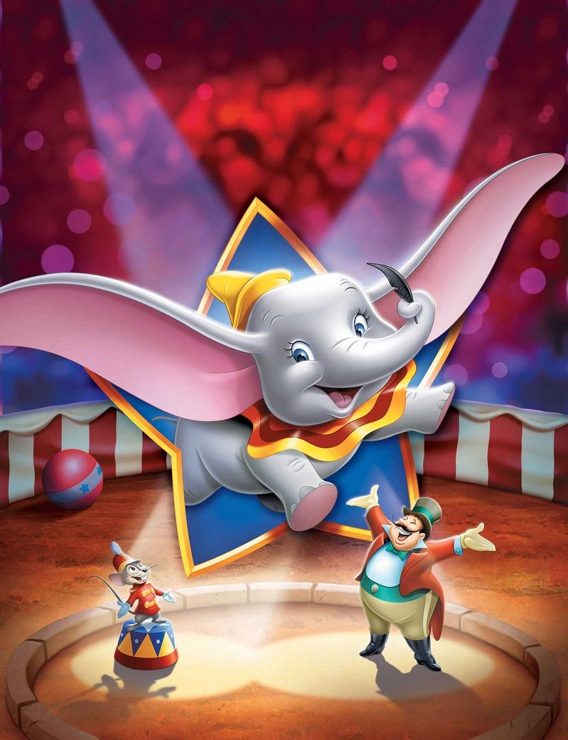 ディズニー実写版 ダンボ がお披露目 初映像では空飛ぶ姿も 3枚目の