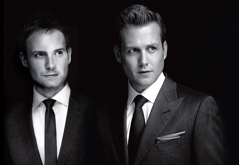 「SUITS/スーツ3」 (C)2013 Universal Cable Productions. All Rights Reserved.