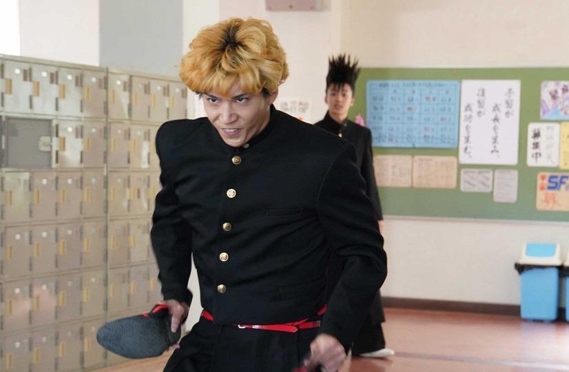 「今日から俺は!!」第7話 (C) NTV