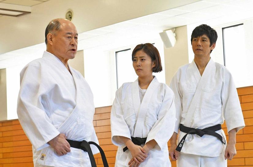 「メゾン・ド・ポリス」第4話 (C) TBS