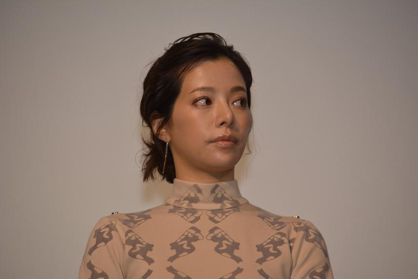 桜井ユキ/『娼年』公開記念舞台挨拶