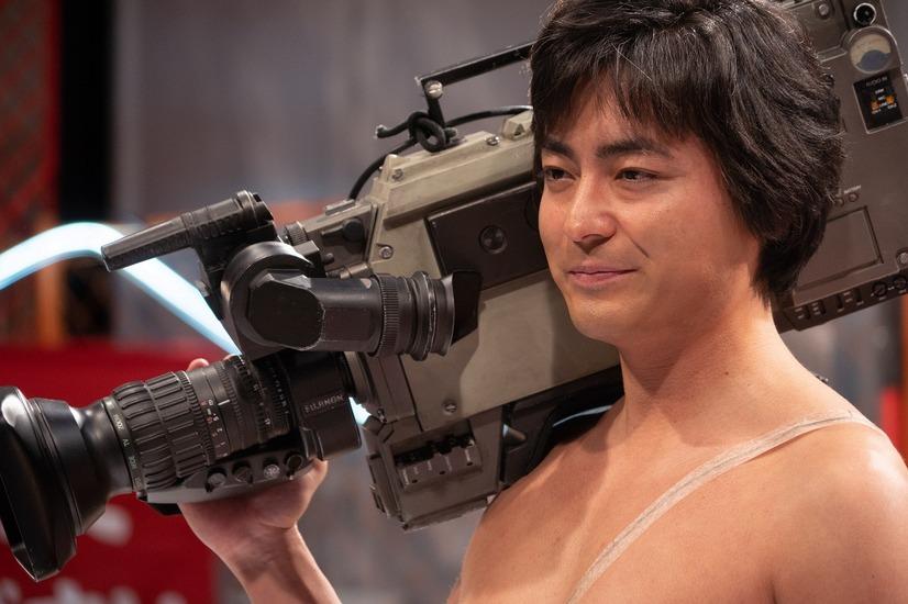 Netflixオリジナルシリーズ「全裸監督」の相棒的存在を演じた満島真之介