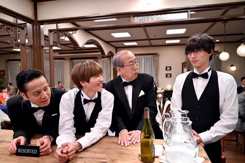 「Heaven?~ご苦楽レストラン~」第3話 (C) TBS