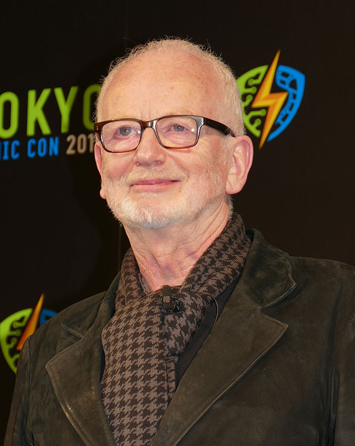 イアン・マクダーミド/「Tokyo Comic Con(東京コミコン)2016」開催発表会見