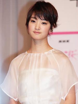 綾瀬はるか「緊張と期待」で胸いっぱい NHK大河「八重の桜