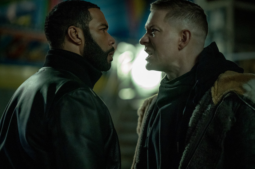 「POWER/パワー」シーズン6(C)2020 Starz Entertainment, LLC