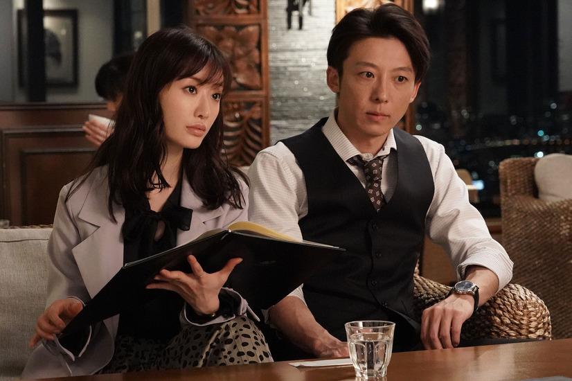 「竜の道」第3話 (C) カンテレ、共同テレビ