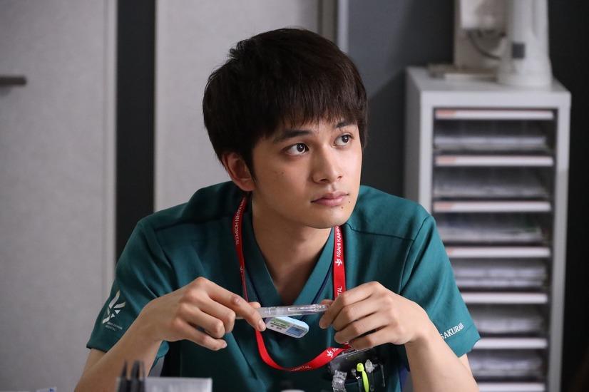 「ナイト・ドクター」第3話(C)フジテレビ