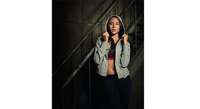 NIKE TRAINING CLUB (NTC)道端ジェシカ