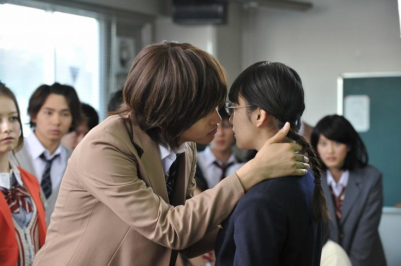 『今日、恋をはじめます』 -(C)2012映画「今日、恋をはじめます」製作委員会 & (C)水波風南/小学館