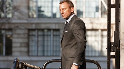 『007 スカイフォール』 -(C) 2012 Danjaq, LLC, United Artists Corporation,Columbia Pictures Industries, Inc. All rights reserved.