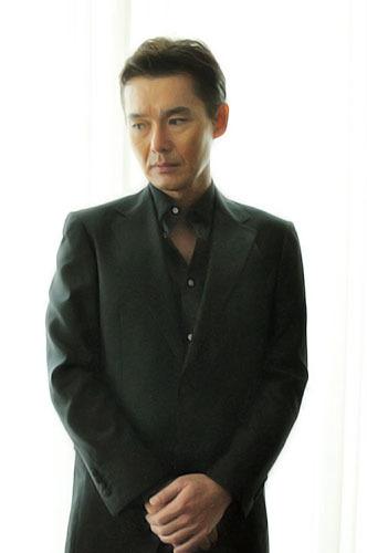 大森南朋×渡部篤郎『R100』/Photo:Naoki Kurozu
