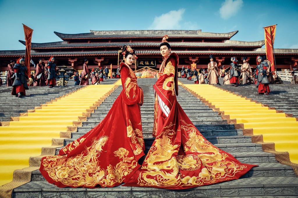 中国 ドラマ 東宮