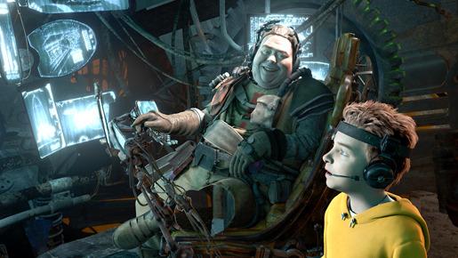 少年マイロの火星冒険記 3D2枚目の写真・画像|cinemacafe.net
