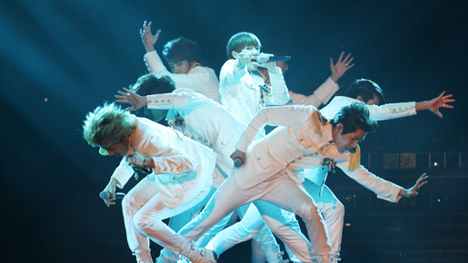 INFINITECONCERT SECONDINVASION EVOLUTIONTHE MOVIE 3D 1枚目の写真・画像