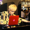 DJ KSUKE in「ISETAN ULTRA FASHION STAGE NIGHT OUT featuring ULTRA JAPAN」