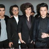 Josh Cuthbert, JJ Hamblett, George Shelley and Jaymi Hensley (Union J) フォトクレジット:RICHARD YOUNG