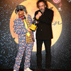 DJ KOO&ティム・バートン監督/「Veuve Clicquot Yelloween with The World of Tim Burton」