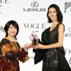 TAO (女優・モデル)/「VOGUE JAPAN Women of the Year 2014」&「VOGUE JAPAN Women of Our Time」授賞式
