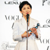 国谷裕子(キャスター)/「VOGUE JAPAN Women of the Year 2014」&「VOGUE JAPAN Women of Our Time」授賞式