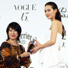 松岡モナ(モデル)/「VOGUE JAPAN Women of the Year 2014」&「VOGUE JAPAN Women of Our Time」授賞式