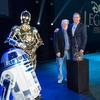 「D23EXPO 2015」に登場したジョージ・ルーカス/(C)2015Lucasfilm Ltd. & TM. All Rights Reserved