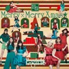 「Merry × Merry Xmas★」(CD+DVDジャケット)
