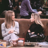 Jennifer Aniston and Reese Witherspoon in 'Friends' (1999-2000 season, 'The One With Rachel's Sister'). Photo credit: Warner Bros. (Photo by NBC, Inc./Online USA)