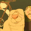 『ベルヴィル・ランデブー』(C)Les Armateurs / Production Champion Vivi Film / France 3 Cinema / RGP France / Sylvian Chomet