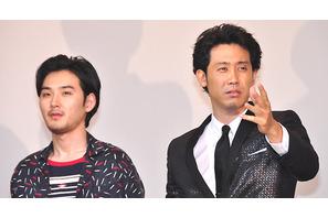 大泉洋、松田龍平は「僕に父親の面影を重ねてる」と主張もブーイング!