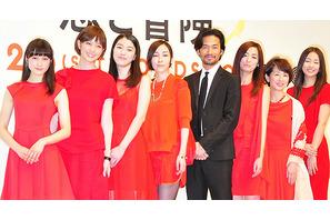 竹野内豊、究極のモテ男役で演技を超えて女優陣をメロメロに!