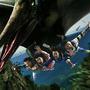 【USJ】恐竜に捕まって空を飛ぶ!? 前代未聞のフライング・コースター誕生 画像