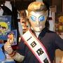 正義の味方キャプテンソックスがHMV渋谷の一日店長に!『ギャラクシー街道』発売記念 画像