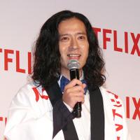 又吉直樹、「火花」映像化に期待 Netflixジャパンローチパーティに登場! 画像