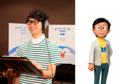 『STAND BY ME ドラえもん』青年・のび太役の妻夫木聡さん/『STAND BY ME ドラえもん』-(C) 2014「STAND BY MEドラえもん」製作委員会
