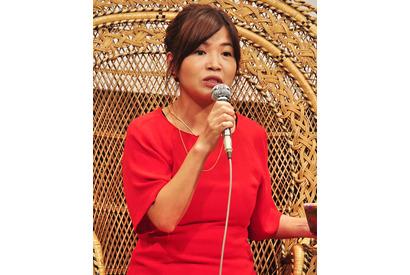 大久保佳代子、バナナマン日村と神田愛花アナの年内結婚を予言! 画像