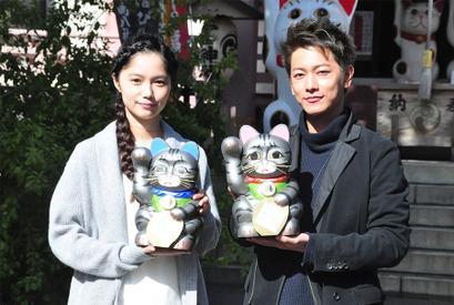 佐藤健、宮崎あおいは「猫っぽい!」 気まぐれな距離感にドギマギ!? 画像