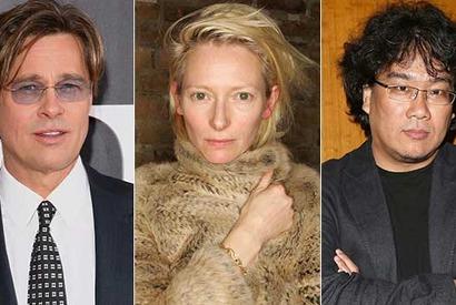 ブラッド・ピット×ポン・ジュノ、ティルダ・スウィントンら迎えNetflixオリジナル映画『オクジャ』を製作 画像