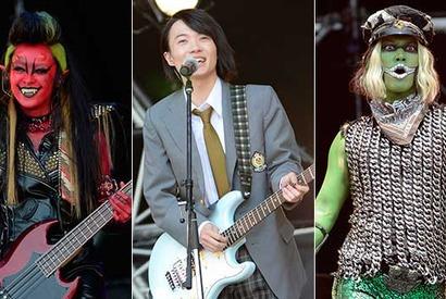 """長瀬智也率いる""""地獄""""バンドが「Mステ」に登場! 画像"""